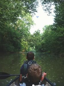 CanoeingBallooning